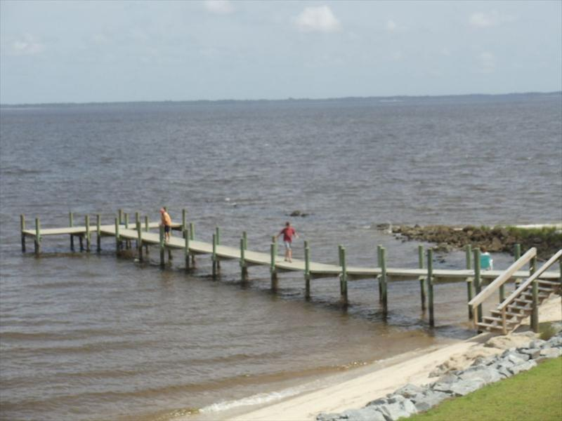 Pier & Beach - Neuse Village Cottages #1 117892 - Arapahoe - rentals