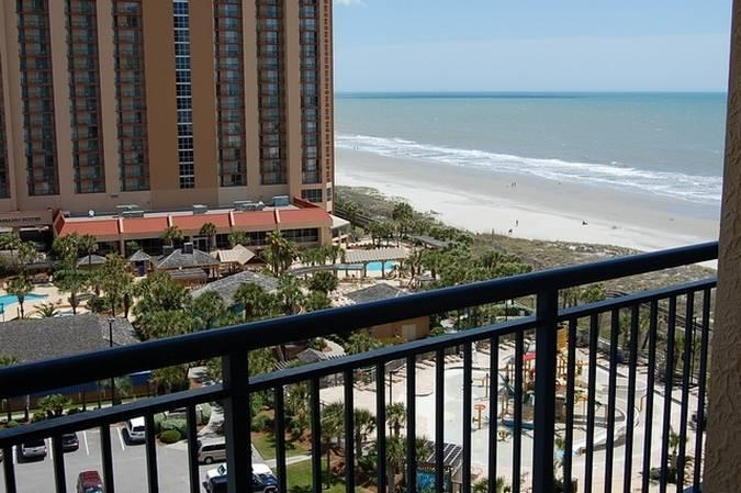 Beautiful 3 Bedroom Condo with a Pool at Brighton Tower by the Beach - Image 1 - Myrtle Beach - rentals