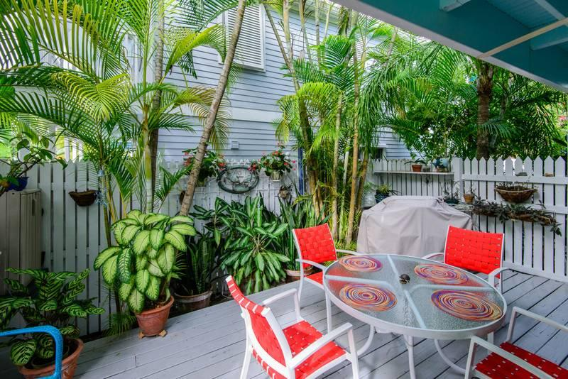 Alluring Porches - Image 1 - Key West - rentals