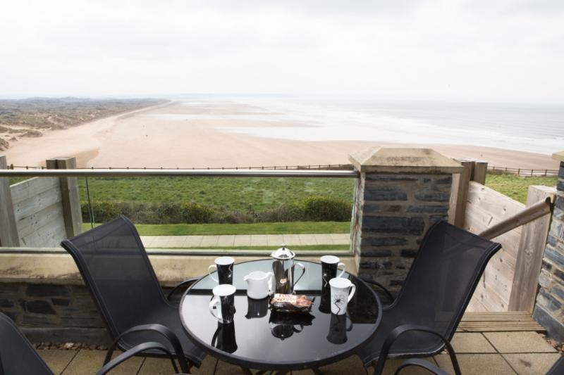 4 Ocean Point - 4 Ocean Point located in Saunton, Devon - Image 1 - Saunton - rentals