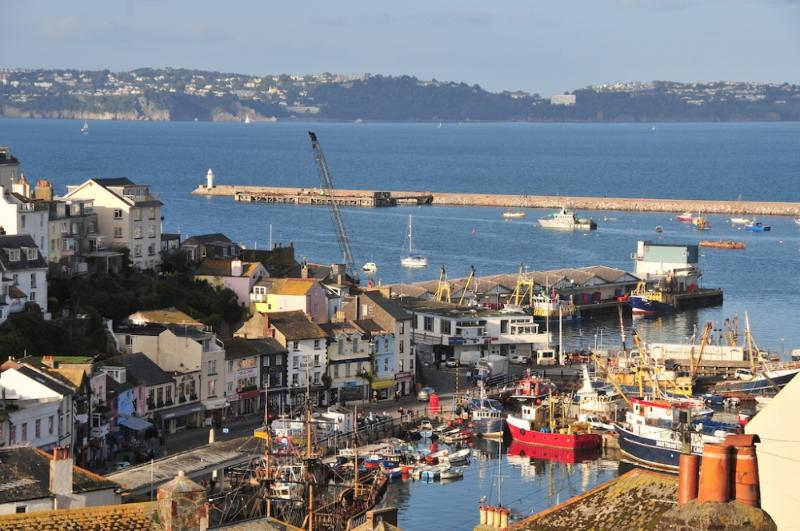 Blue Sails located in Brixham, Devon - Image 1 - Brixham - rentals