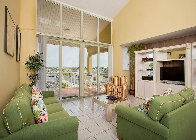 Pelican Landing St. Thomas Penthouse - Image 1 - World - rentals
