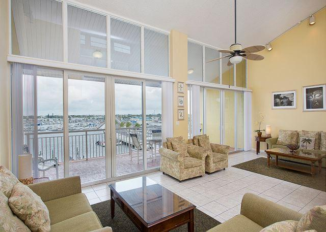 Pelican Landing St. Kitts Penthouse - Image 1 - Key West - rentals