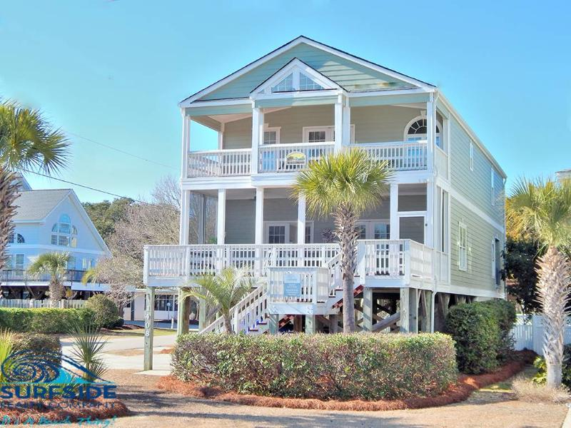 Beach Dreams - Image 1 - Surfside Beach - rentals