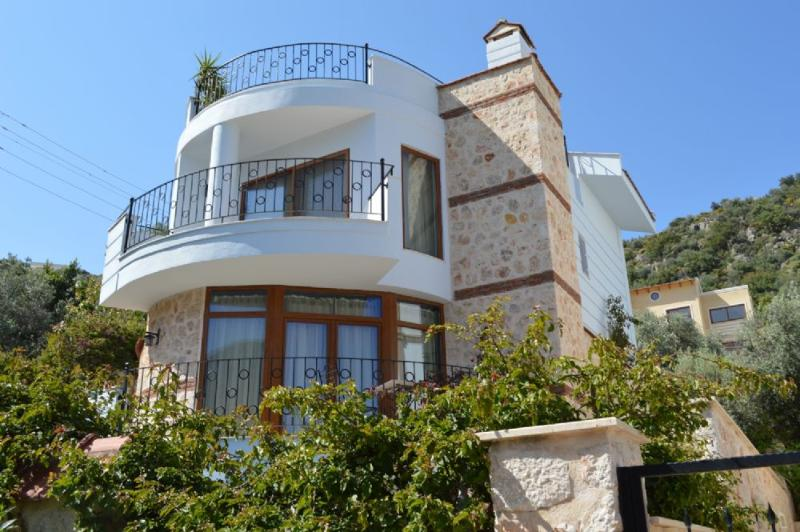 Semaj Villa - Image 1 - Kalkan - rentals