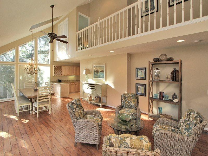 Sitting Area at 58 Dune Lane - 58 Dune Lane - Hilton Head - rentals