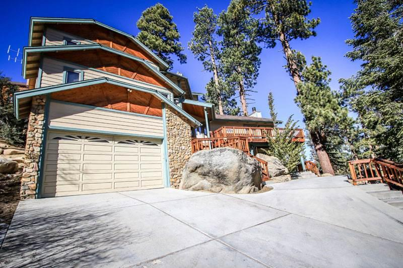 Four Seasons Estate #1231 - Image 1 - Big Bear Lake - rentals