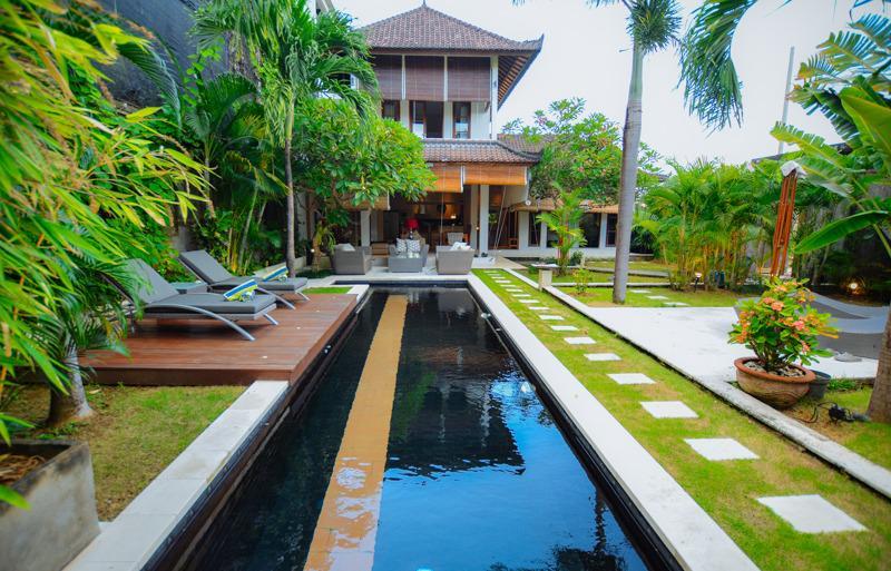 Villa 42 at Seminyak - Image 1 - Denpasar - rentals