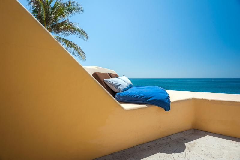 main bedroom Terrace - Jimmy Page Stunning View Vacation Villa - Cabo San Lucas - rentals