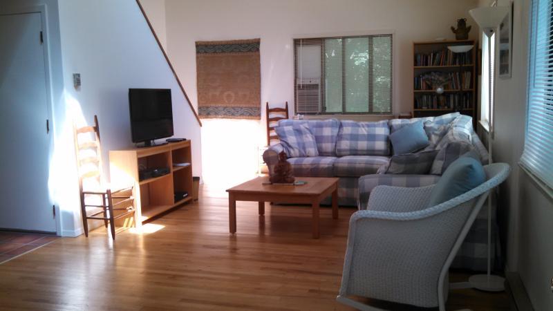 livingroom - Grace Cottage - East Hampton - rentals