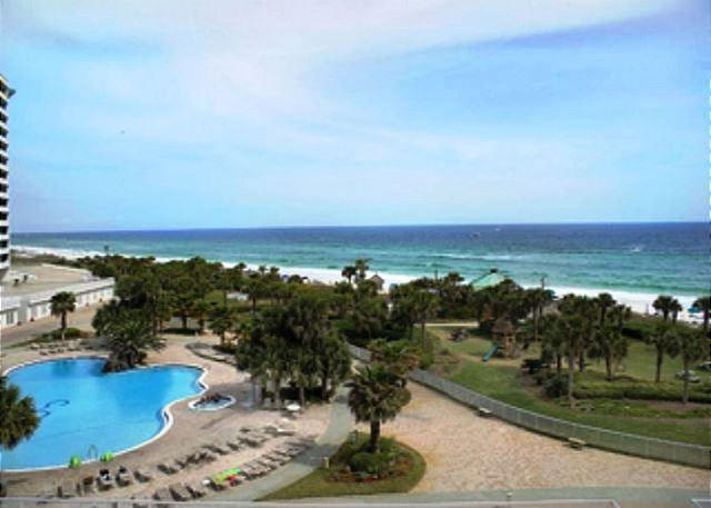 LUXURY BEACHFRONT CONDO FOR 8! OPEN 9/5-12! ONLY $1395 TAX INCLUDED! - Image 1 - Destin - rentals