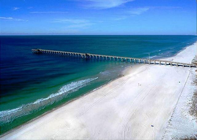 CUTE BEACHFRONT CONDO FOR 6! OPEN 9/19-26! ONLY $595 TAX INCLUDED! - Image 1 - Panama City Beach - rentals