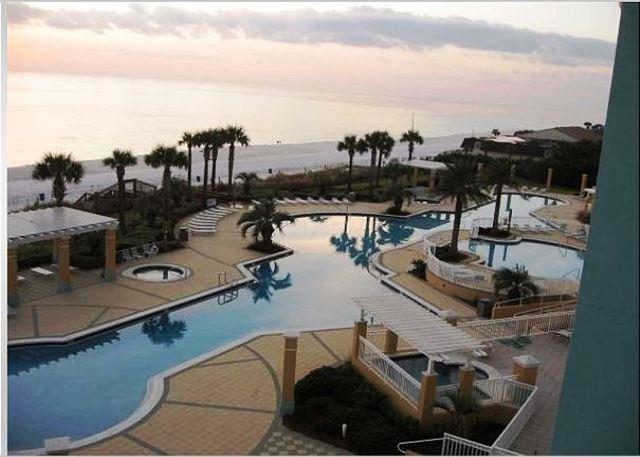 Luxury Beachfront with Room for 10, Open Week of 3/14 - Image 1 - Panama City Beach - rentals