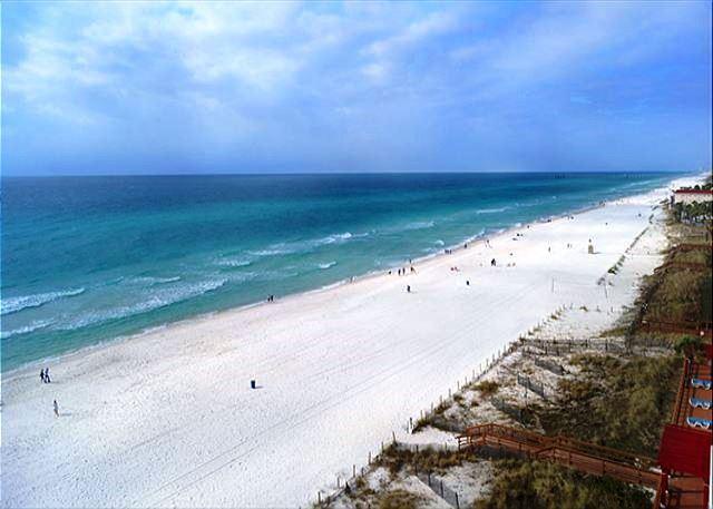 Huge 4 Bedroom Beachfront Condo for 10! Open 3/7-3/13 - $100 Off - Image 1 - Panama City Beach - rentals