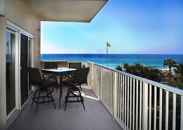 BEAUTIFUL CONDO FOR 4! BEACHFRONT VIEWS! OPEN 8/22-29! FALL RATES! - Image 1 - Destin - rentals