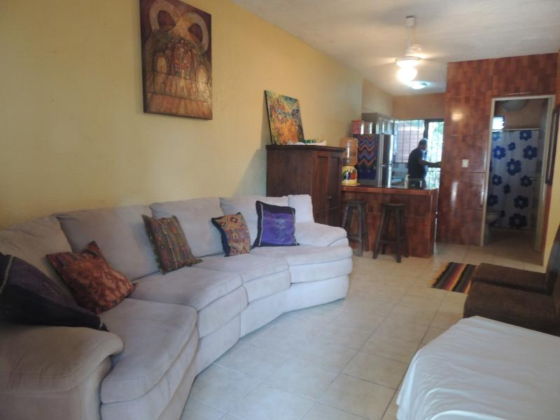 $75USD 2 BEDS TOWN HOUSE IN TULUM.CENTRAL LOCATION - Image 1 - Tulum - rentals