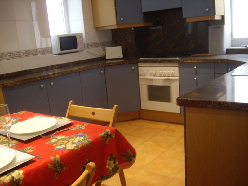 kitchen - Apartment In The City Center Of Alicante 5 Min.walk Of The Beach - Alicante - rentals