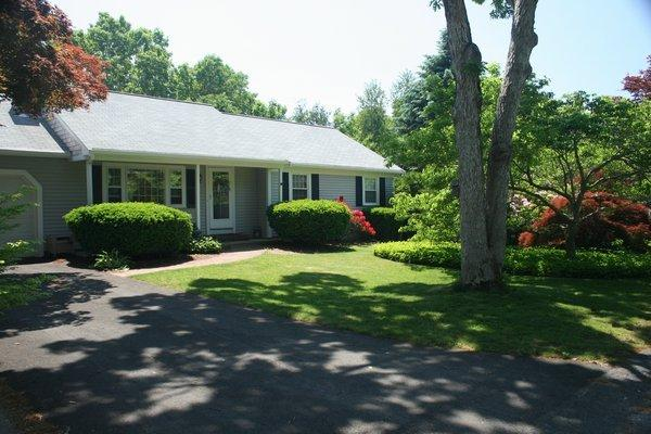 Front - 1 Hawthorne Rd- Northside, Yarmouthport - ID# 113 - Yarmouth - rentals