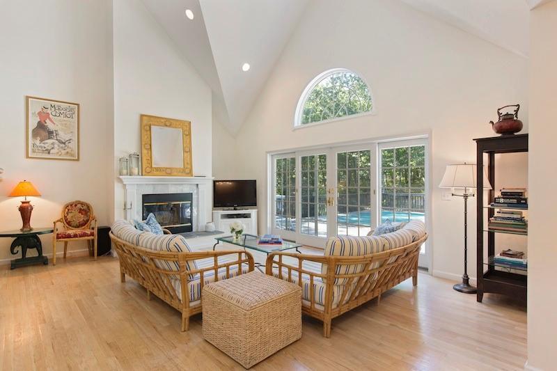 Open Livingroom - East Hampton Retreat - East Hampton - rentals