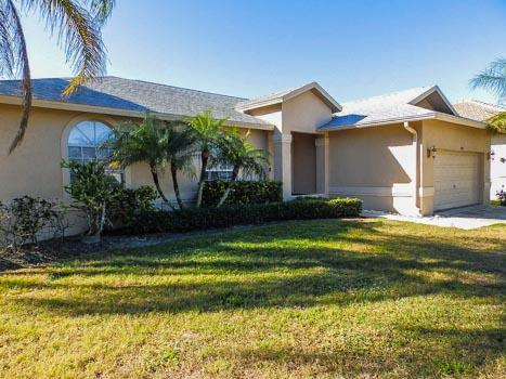 Front of Home - Baltic990 - 990 Baltic Terrace - Marco Island - rentals