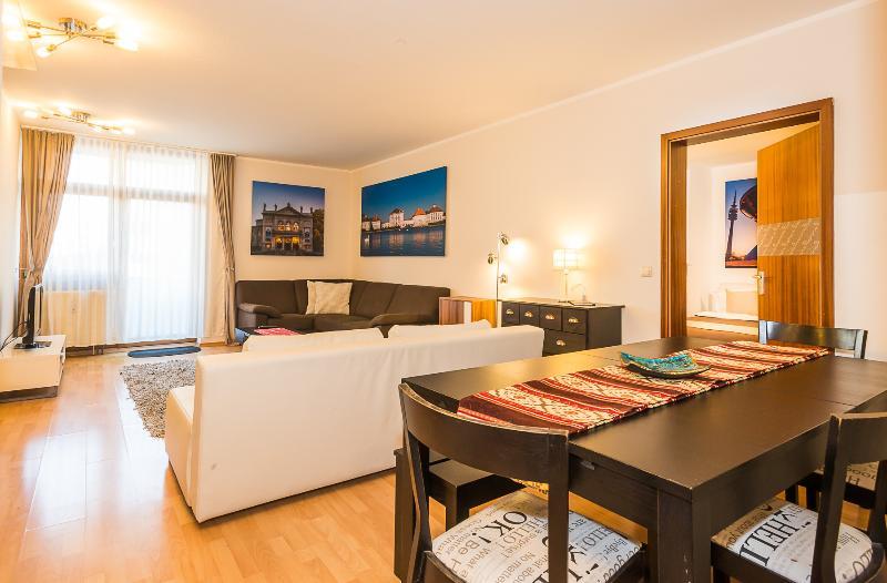 Westpark-Apartment (4 BR ) - Westpark Apartment (4 Bedrooms) - Munich - rentals
