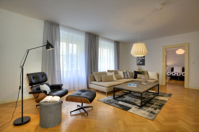 Contemporary Apartment - Contemporary Apartment - Prague - rentals