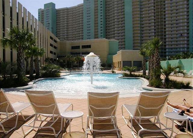 Beachfront and Beautiful for 6, Open Week of 3/14 - Image 1 - Panama City Beach - rentals