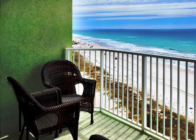 LUXURY BEACHFRONT CONDO FOR 6! OPEN 7/4-11! ENJOY FIREWORKS AT THE BEACH! - Image 1 - Panama City Beach - rentals