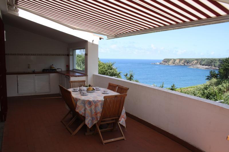 Terrace - Vivenda Xavier - Ribeira Grande - rentals