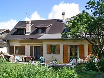 In the heart of the Alpes-de-Haute-Provence, splendid chalet with a panoramic view of the mountain - Image 1 - Enchastrayes - rentals