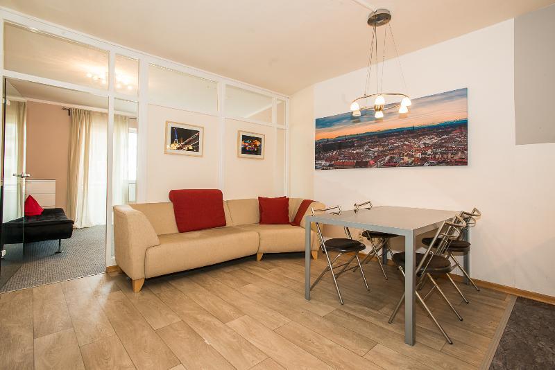 Leaving Area -Lounge - Munich East Apartment - Munich - rentals