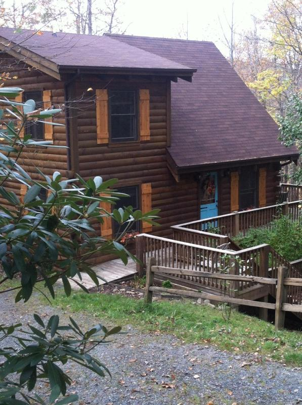 Chalet Tara Noel Rose - Image 1 - Blowing Rock - rentals