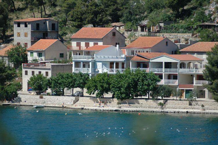 Maria Apartments Zaton - Maria Apartments - A - Sibenik - rentals