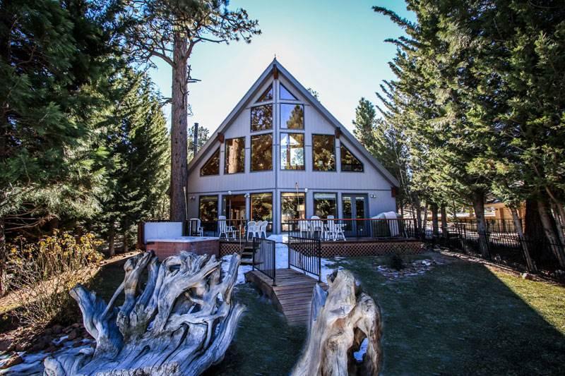 Hudson Bay Lakefront #1227 - Image 1 - Big Bear Lake - rentals