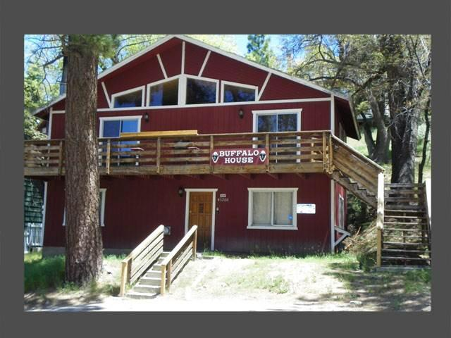 A Buffalo House - Image 1 - Big Bear Lake - rentals