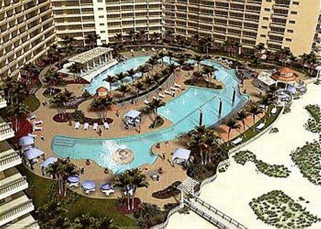 BEACHFRONT FOR 8! BEAUTIFUL VIEW! OPEN 9/7-14! ONLY $795 TAX INCLUDED! - Image 1 - Panama City Beach - rentals