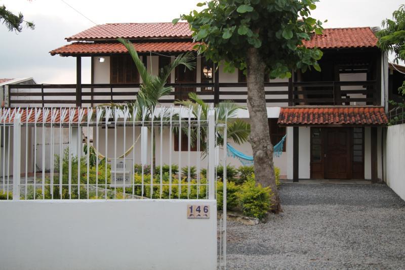 Fachada da Casa - Casa em Florianopolis (Ingleses) - Florianopolis - rentals