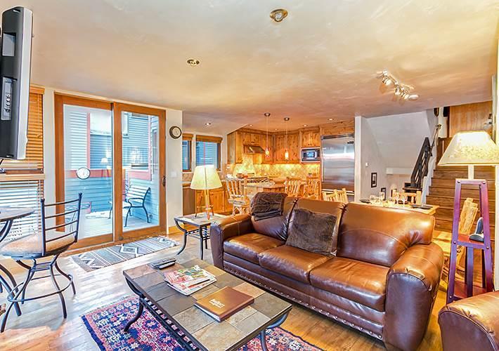 Telluride Lodge #535 - Image 1 - Telluride - rentals