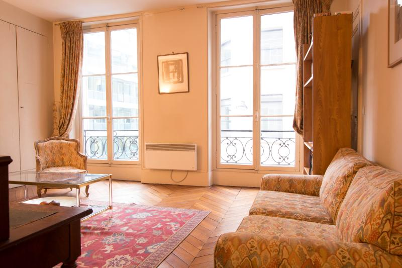 Classic Quai d'Orsay Apartment - Image 1 - Paris - rentals