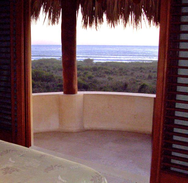 Whitewater Views from Master Suite - Private Luxury 5,000 sqft. Beach Home on 1+ acres - Troncones - rentals