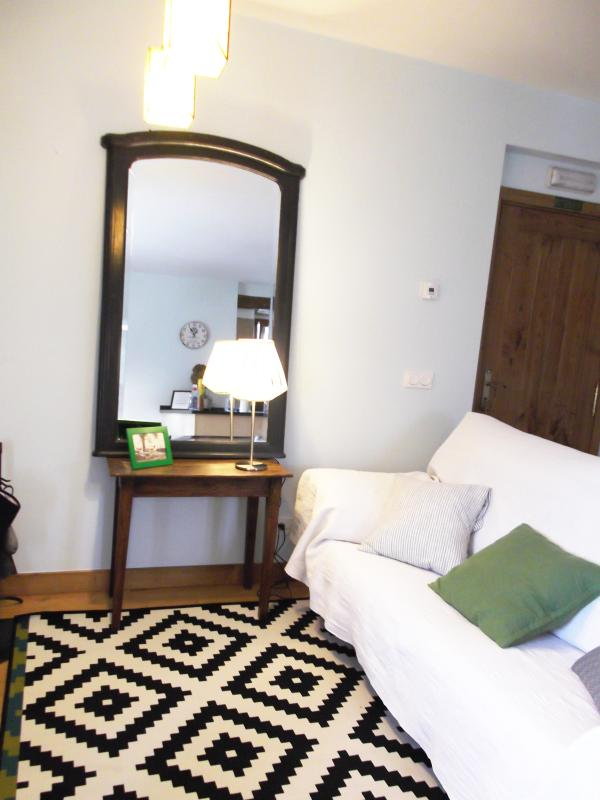 Salon - Apartamento para 4 personas - Lesaka - rentals