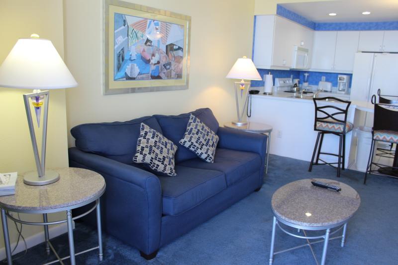 1 BR Ocean Front Free WIFI, Sleeps 6 - Image 1 - Daytona Beach - rentals