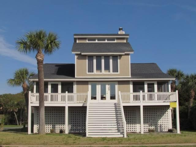 "1305 Palmetto Blvd - ""Stepping Stone"" - Image 1 - Edisto Beach - rentals"