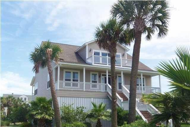 "2702 Palmetto Blvd. ""Turtle Watch"" (Moon Dancer) - Image 1 - Edisto Beach - rentals"