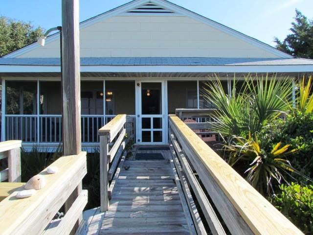 """3216 Palmetto Blvd - """"Sea Urchin"""" - Image 1 - Edisto Beach - rentals"""