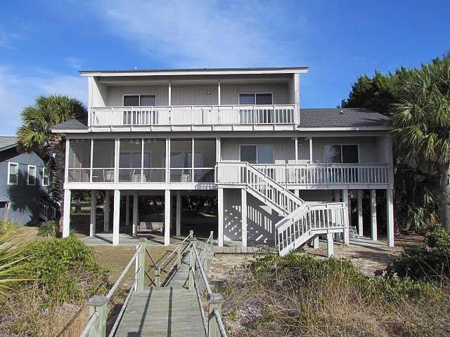 "3530 Yacht Club Rd - ""Sound Friends"" - Image 1 - Edisto Beach - rentals"