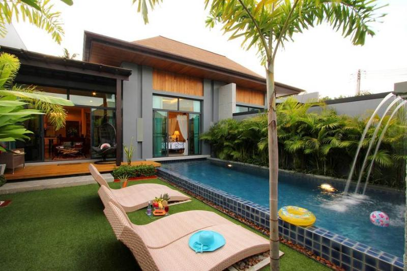 An exclusive 2 bedrooms with private pool villa - Exclusive 2 bedrooms private pool villa - Rawai - rentals