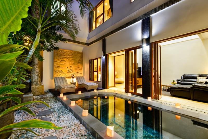 PRIME LEGIAN LOCALE, JUST 300M TO DOUBLE SIX BEACH - Image 1 - Legian - rentals