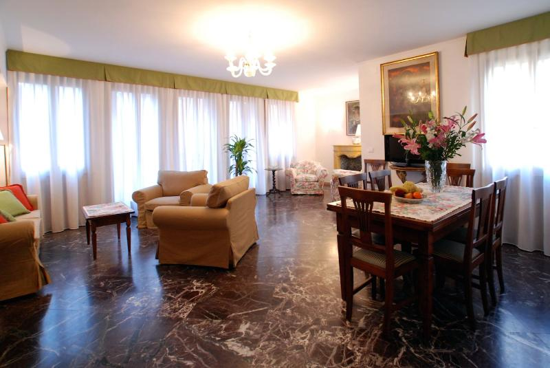 Angelo Gabriele apartment spacious living room - Angelo Gabriele - Venice - rentals