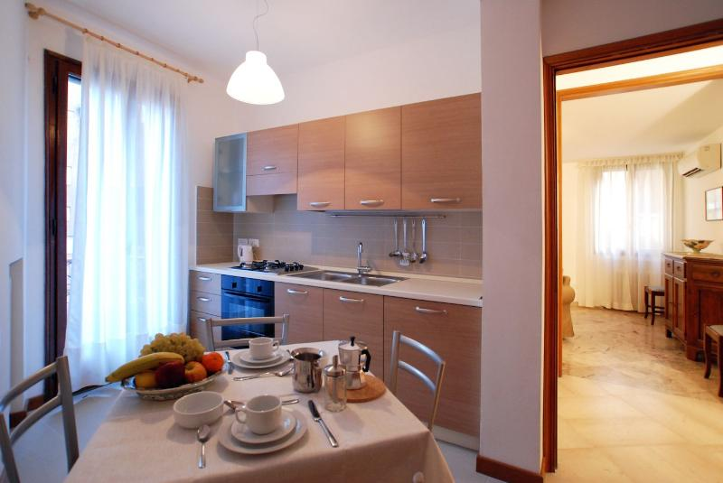 kitchen - Angelo Raffaele - Venice - rentals